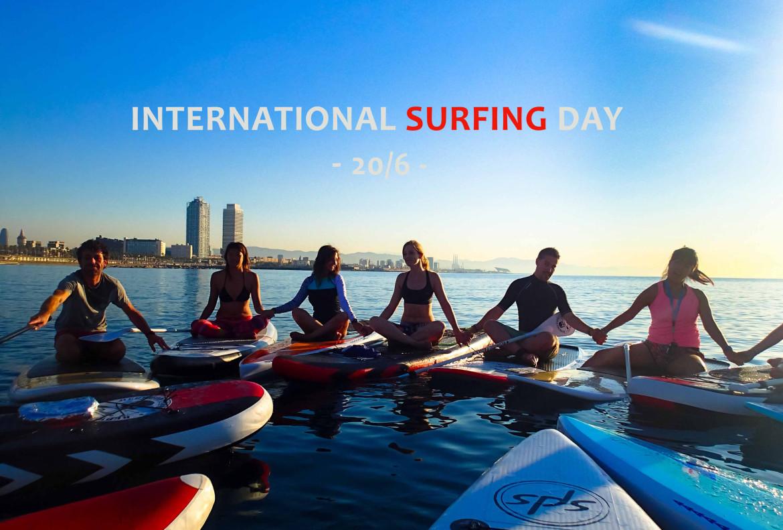 Ya casi es 20 de junio! ¿De dónde viene el International Surfing Day?