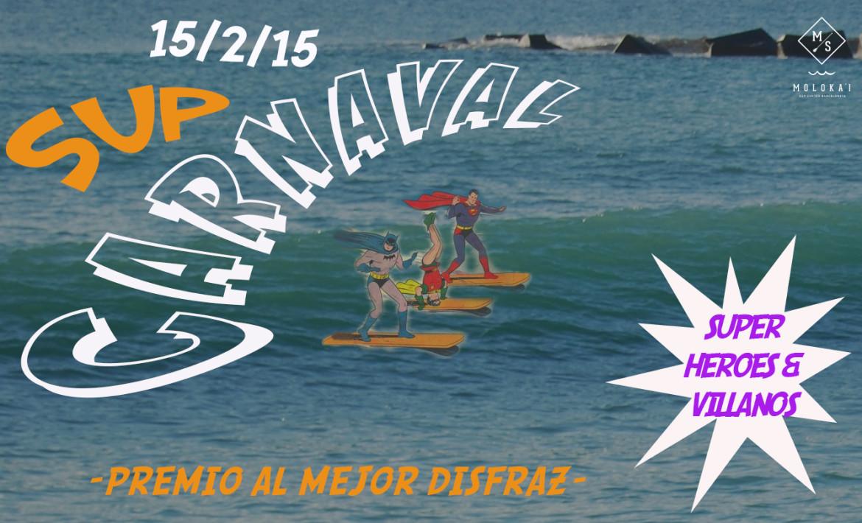 SUP CARNAVAL 2015 – SUPERHEROES & VILLANOS