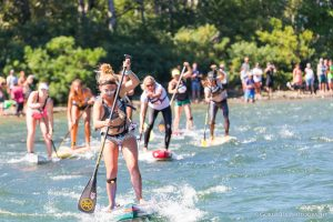 Entrenamiento SUP Race @ Moloka'i SUP Center