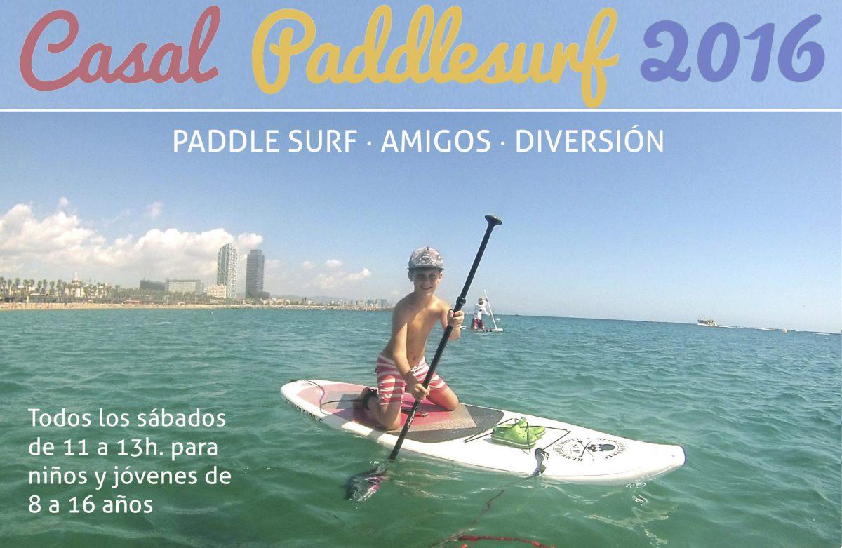 Casal Paddle Surf para niños y jovenes