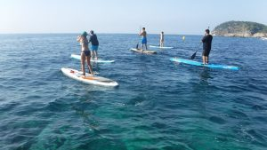 Remada en grupo (paseo) @ Moloka'i SUP Center