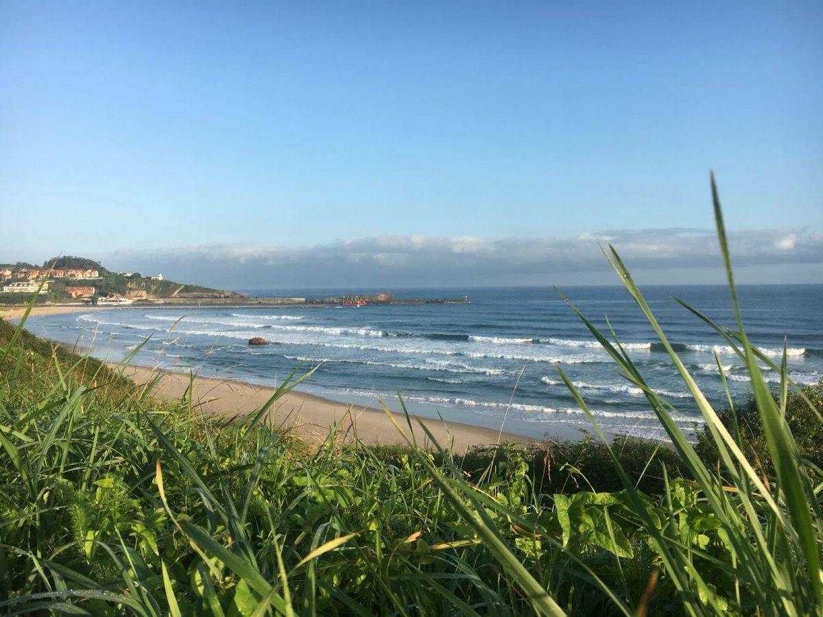 Espectacular surftrip a San Vicente de la Barquera