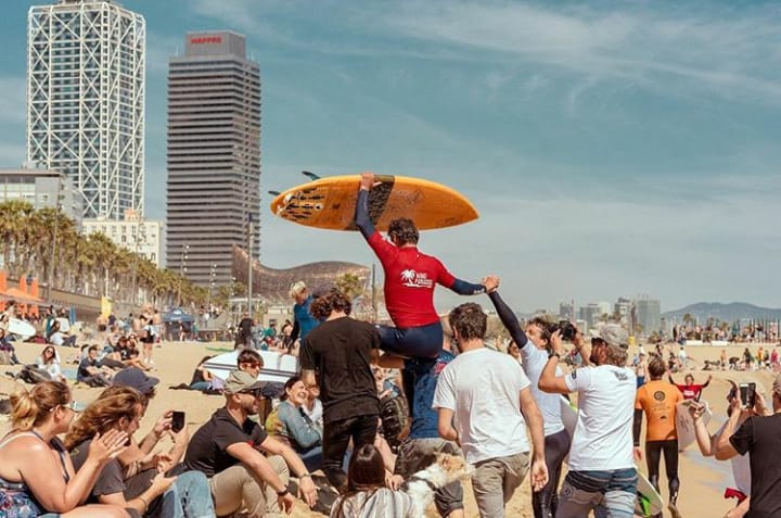 Open Surf BCN