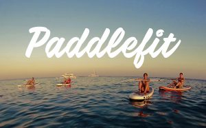 Paddlefit @ Moloka'i SUP Center