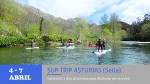 SUP TRIP ASTURIAS @ Arriondas (Asturias)
