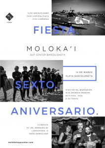 Fiesta Aniversario Moloka'i SUP Center @ Moloka'i SUP Center