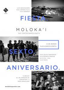 Fiesta Aniversario Moloka'i SUP Center @ Moloka'i SUP Center